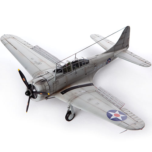 "[1/48] 12331 USMC SBD-1 ""Pearl Harbor""  (Released Dec,2019)"