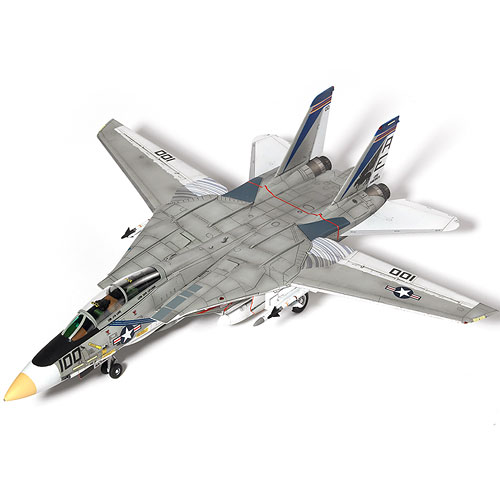 "[1/72] 12563 USN F-14A VF-143 ""Pukin Dogs""(Released Dec,2019)"