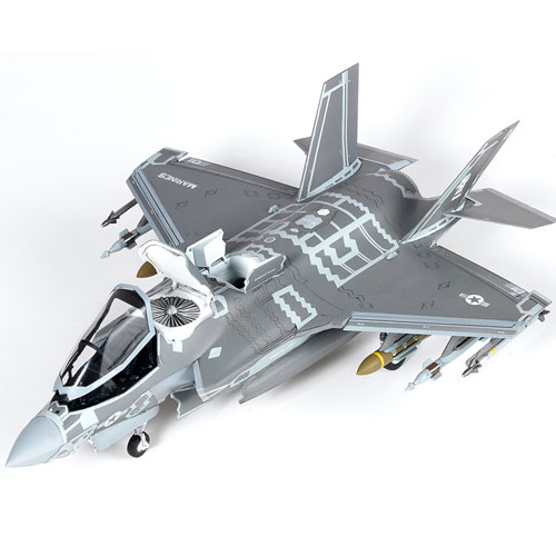 [1/72] 12569 USMC F-35B VMFA-121 Green Knights (Released Apr,2020)